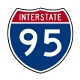 M1-1 Interstate Symbol