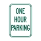 R7-53 One Hour Parking