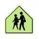 S1-1 School Zone Symbol