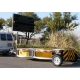Trailer Mounted Crash Attenuator