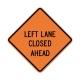 W20-5L Left Lane Closed