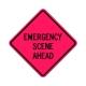 Emergency Scene Ahead Rollup